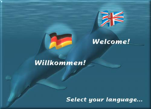 Bitte Sprache w�hlen / Please select language
